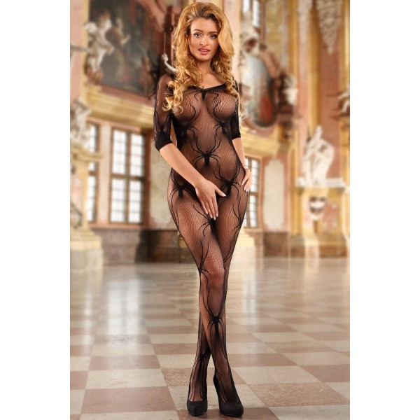 Bodystocking Naughty Spider & Crotchless
